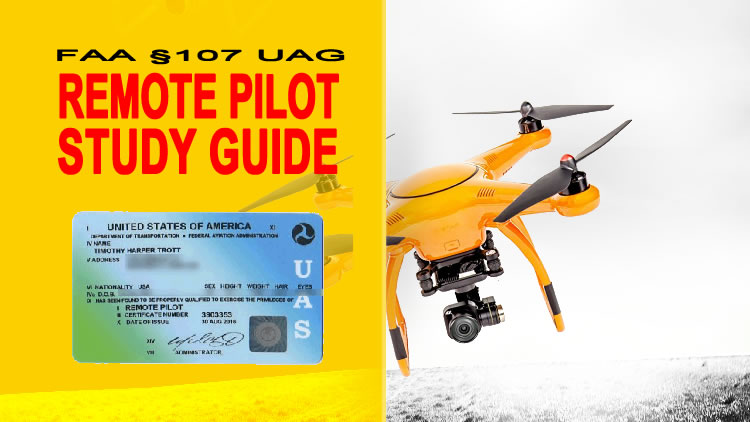 faa §107 uga/rpc remote pilot exam certification preparation study ...