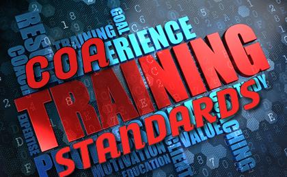 COAtrainingStandards