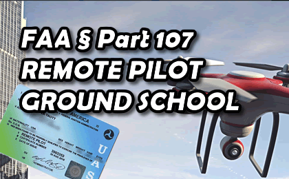 FAA 107 RPC Ground School
