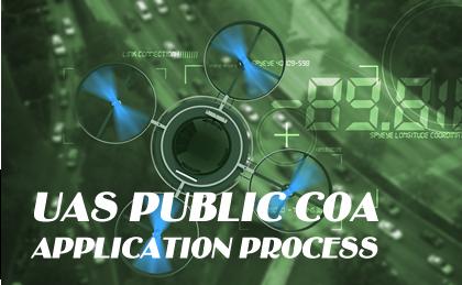 UAS Public COA Application Process